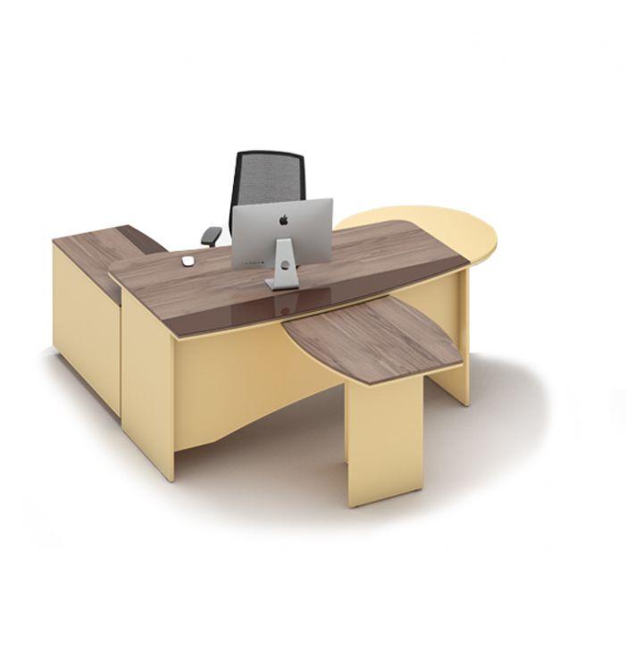 Мебель для руководителя. Брифинг приставки