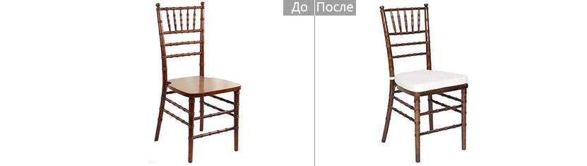 Отличный вариант для преображения мебели за небольшие деньги. Ремонт стульев. Стулья АКЛАС
