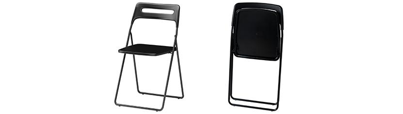 Вопрос компактности и удобство хранения. Складные стулья. Стулья АКЛАС