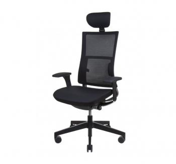 Кресло Kreslalux VIOLLE Черный (Black Чёрный) фото-1