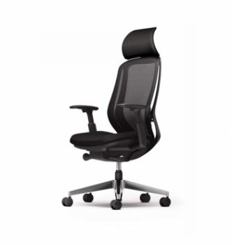Кресло Kreslalux Sylphy Black Черный (FMX1 Black) фото-1