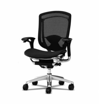 Кресло Kreslalux Contessa Черный (FFP1 Black Чёрный) фото-1
