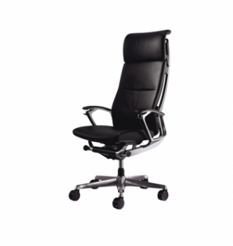 Кресло Kreslalux Duke Leather  Черный (Black) фото-1