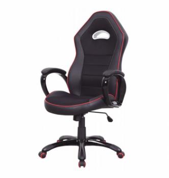 Кресло геймерское Signal Q-032 Черный (Черный/Черный) фото-1
