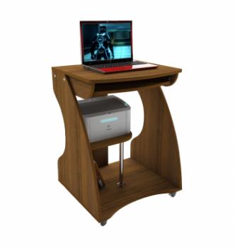 Стол для ноутбука Comfy-Home Davos 60x53 Серый (Алюминий) фото-2