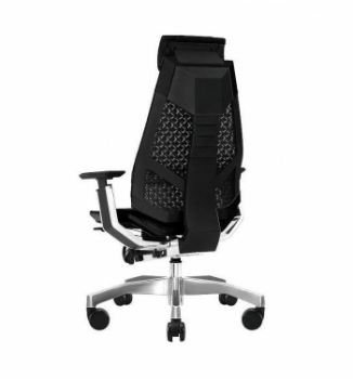 Кресло Kreslalux Genidia Mesh Черный (Black) фото-3