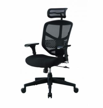 Кресло Kreslalux Enjoy Budget  Черный (Чёрный KMD-31 Black) фото-1