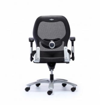 Кресло Kreslalux Eagle Seating Saturno  Черный (Black Чёрный) фото-3