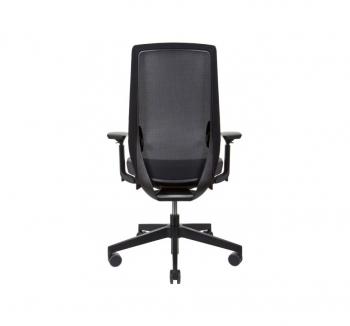 Кресло Kreslalux ACCIS PRO Черный (Black Чёрный) фото-4