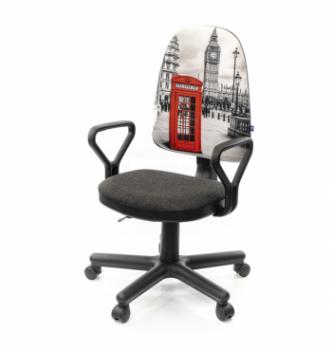 Кресло Новый Стиль Standart GTP CPT PM60 Принтовый (TA 2) photo-0