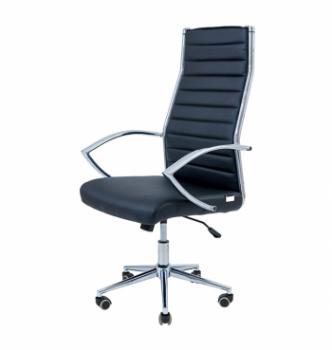 Кресло RICHMAN Малибу CH D-TILT Черный (PU-черный) фото-1