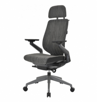 Кресло Kreslalux Eagle Seating Karme HR Серый (Серый Grey) фото-1