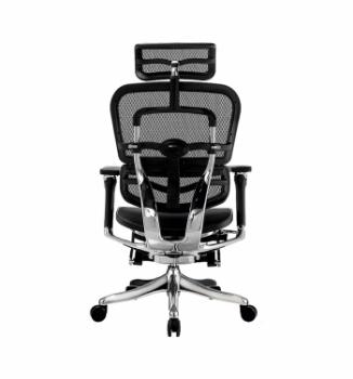 Кресло Kreslalux Ergohuman AB-HAM LM Черный (KMD-31 Black) фото-3