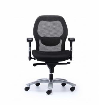 Кресло Kreslalux Eagle Seating Saturno  Черный (Black Чёрный) фото-2