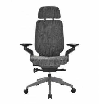 Кресло Kreslalux Eagle Seating Karme HR Серый (Серый Grey) фото-3