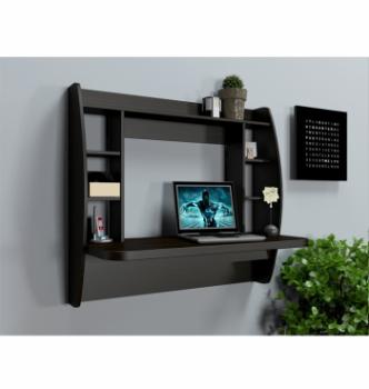 Стол навесной Comfy-Home AirTable-I DB 110x49 Коричневый (Венге магия) фото-2