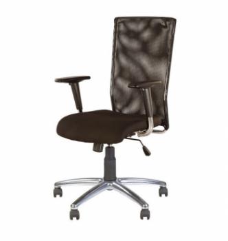 Кресло Новый Стиль Evolution R TS AL68 Черный (ZT-24 OH 5) photo-0
