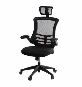 Кресло Office4you Ragusa Черный (Чёрный) photo-0