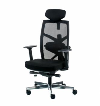 Кресло Special4you Tune Черный (Сетка/Чёрный) photo-0