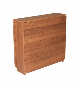 Стол книжка NIKA Мебель КМС-4 20(156)x80 Коричневый (Вишня Оксфорд) фото-1