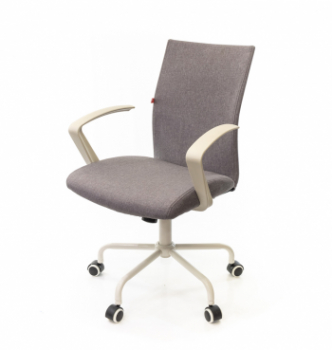 Кресло АКЛАС Арси WT TILT Серый (Серый) photo-0