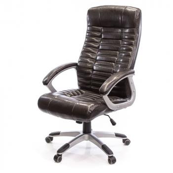 Кресло АКЛАС Атлант MP (XY-7147) Коричневый (PU-темно-коричневый) photo-0