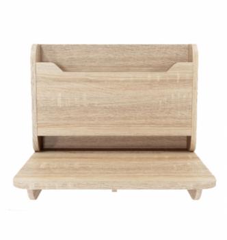 Столик навесной Comfy-Home AirTable Micron 50x50 Белый (Белый) фото-1