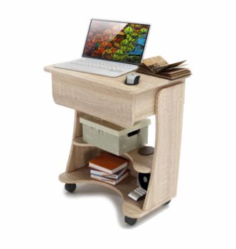 Стол для ноутбука Comfy-Home Kombi A2 65x45 Белый (Белый) фото-1