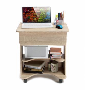 Стол для ноутбука Comfy-Home Kombi A2 65x45 Белый (Белый) фото-2