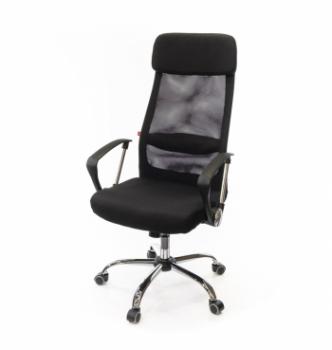 Кресло АКЛАС Гилмор FX СН TILT Черный (Черный/Черный) photo-0