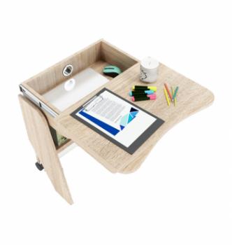 Стол для ноутбука Comfy-Home Kombi Z1 65x45 Серый (Алюминий) фото-3
