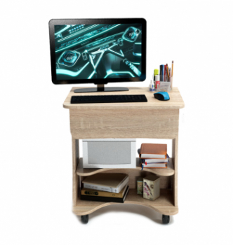 Стол для ноутбука Comfy-Home Kombi A2 65x45 Белый (Белый) фото-3