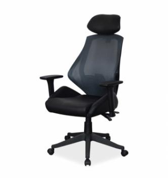 Кресло Signal Q-406 Черный (Черный/Черный) фото-1
