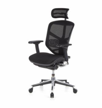 Кресло Kreslalux Enjoy  Черный (KMD-31 Black) фото-1