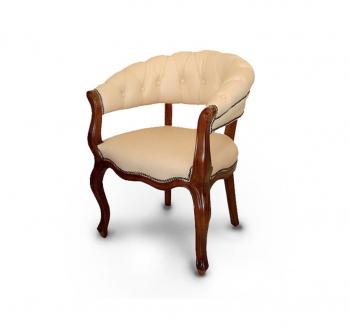 Кресло конференционное Диал Монк Бежевый (Бежевый Орех) photo-0