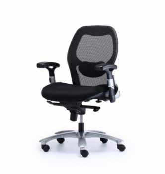 Кресло Kreslalux Eagle Seating Saturno  Черный (Black Чёрный) фото-1
