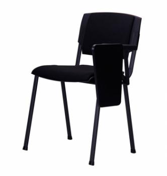 Стілець зі столиком AMF Призма чорний Чорний (A-01) photo-0