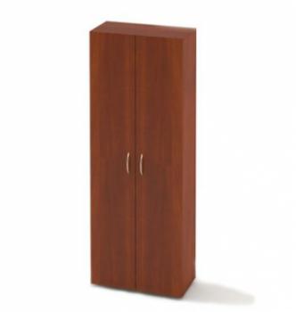 Шкаф гардероб M-Concept Серия Сенс S5.00.19 70x34x192 Красный (яблоня локарно ре) photo-0