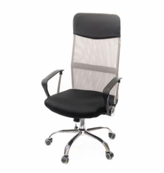 Кресло АКЛАС Гилмор СН TILT Серый (Серый) photo-0