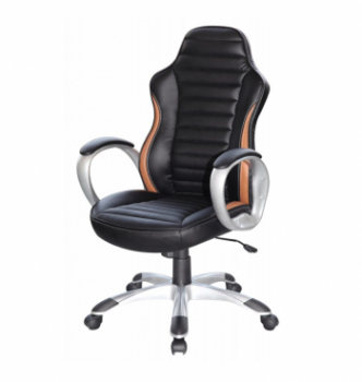 Кресло геймерское Signal Q-112 Черный (PU Черный) фото-1