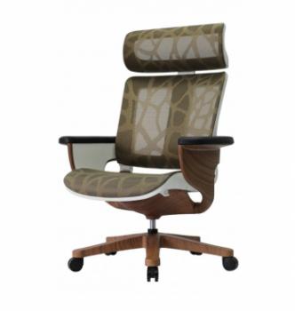 Кресло Kreslalux Nuvem TTB Коричневый (ZB-8 Bronze) фото-1