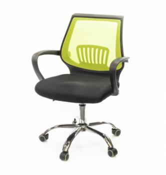 Кресло АКЛАС Ларк CH PR Зеленый (Лайм) photo-0
