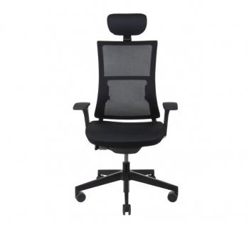 Кресло Kreslalux VIOLLE Черный (Black Чёрный) фото-2