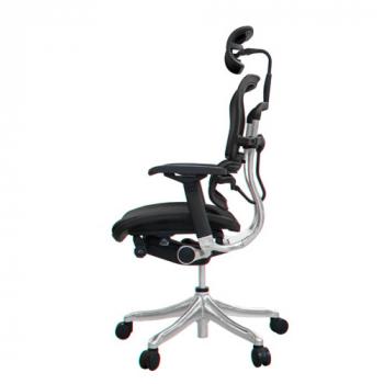 Кресло Kreslalux Ergohuman Plus Mesh AB-HAM Черный (KMD-31 Black) фото-2