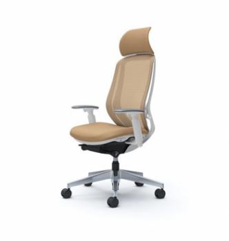 Кресло Kreslalux Sylphy White  Серый (FMY2 Medium Gray) фото-1