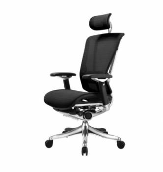 Кресло Kreslalux Nefil Mesh Черный (KMD-31 Black) фото-1