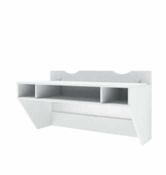 Стол навесной Comfy-Home AirTable-II WT Mini 110x52 Белый (Белый) фото-1