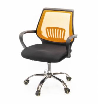 Кресло АКЛАС Ларк CH PR Оранжевый (Оранжевый) photo-0