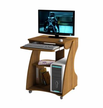 Стол для ноутбука Comfy-Home Davos 60x53 Серый (Алюминий) фото-1