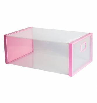 Комод Irak Plastik универсальный 34x22x14 Розовый (Розовый) photo-0